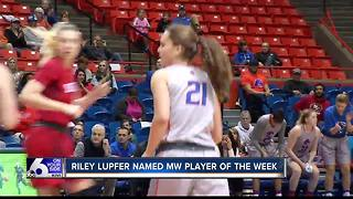 Broncos Riley Lupfer Named MW Player Of The Week - Video