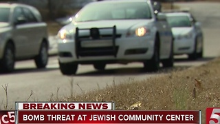 All Clear Given After Bomb Threat At Gordon Jewish Community Center - Video