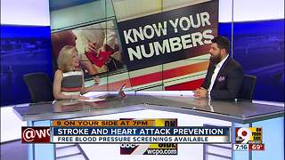 Stroke and heart attack prevention - Video