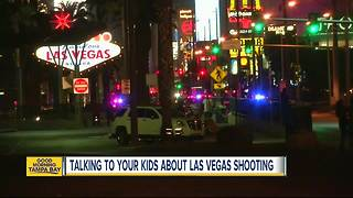 Talking to your kids about mass shootings - Video