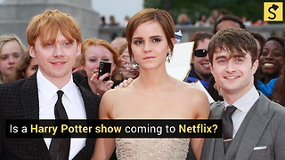 Harry Potter' Show Coming to Netflix? - Video