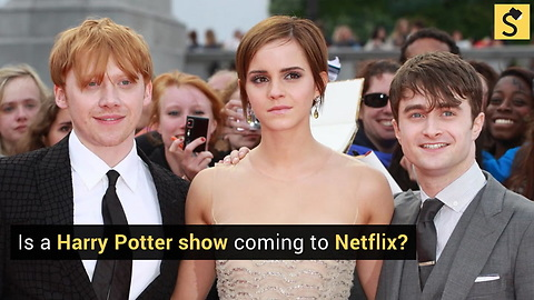 Harry Potter' Show Coming to Netflix?