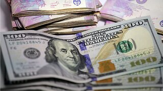US dollar rises against euro