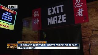 Brick or Treat at LEGOLAND Discovery - Video