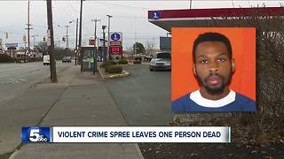 Timeline: Violent carjacking spree spanned from east to west side, several cars taken at gunpoint - Video