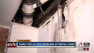 Family's struggle highlights renters' rights in Kansas City - Video