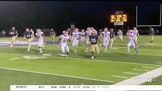 Hy-Vee Athlete of the Week: St. Thomas Aquinas RB Tank Young