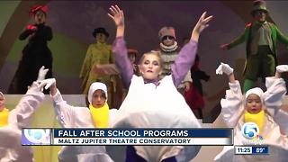 Fall after school programs are open for enrollment - Video