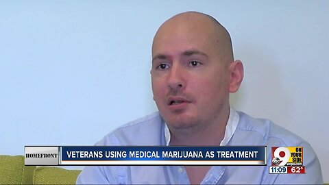 Homefront: Veterans who use medical pot for PTSD are on their own