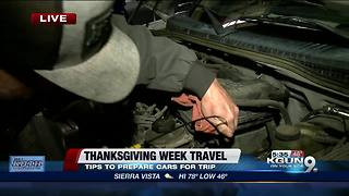 Thanksgiving travel: 51 million Americans to hit the road, AAA says - Video