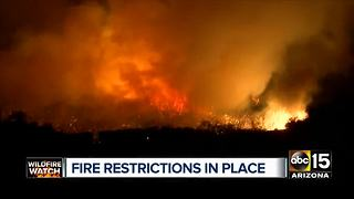 Top stories: Shooting spree funerals, 377 Fire, fire restrictions - Video