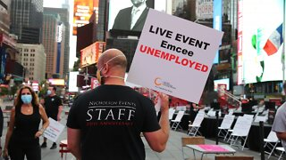 Thousands Of Live-Event Workers In The U.S. Now Unemployed
