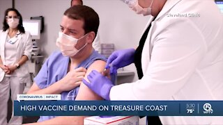 Cleveland Clinic Florida begins COVID-19 vaccinations