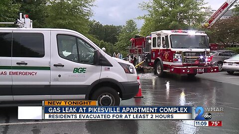 Gas leak causes Quarry Lakes high rise building to evacuate