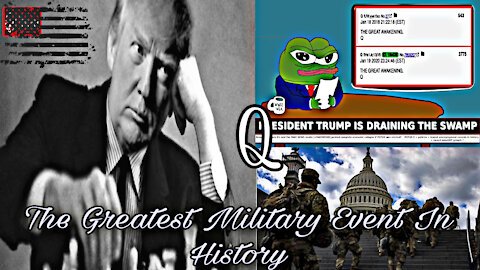 The Greatest Military Event In Existence! :coded: