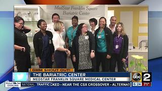 Good morning from the MedStar Bariatric Center - Video