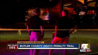 Death penalty trial underway in Butler County