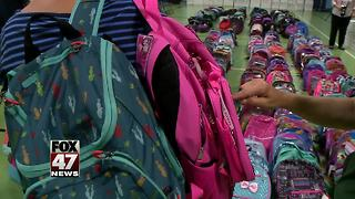 Operation Backpack a huge success - Video