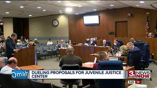 Douglas county board hears dueling proposals for juvenile justice center