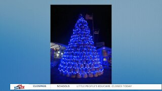 Good to Know: Blue Crabby Christmas Tree