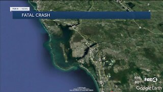 Fatal crash in Estero
