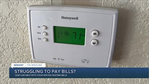LEAP can help you pay winter heating bills