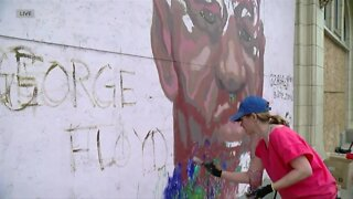 Denver muralists get help from group to protect them from discrimination while they work