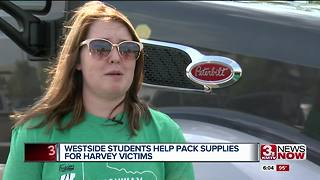 Omaha still helping in aftermath of Harvey - Video