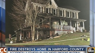 3 cats killed in Jarrettsville fire - Video