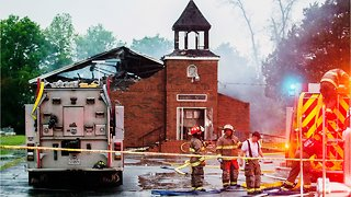 Police Make Arrest In Connection With Louisiana Church Fires