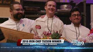 2018 Iron Chef Tucson Winner
