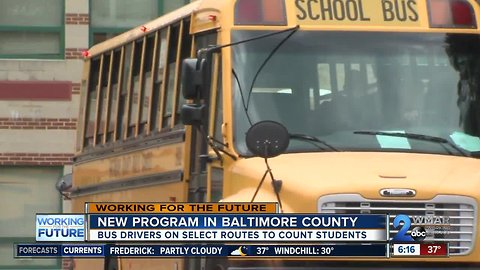 Baltimore County implements new program to solve school bus overcrowding