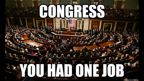 Congressional Confusion Brings Tyranny: Equality & Equity