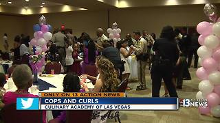 Cops and Curls with Las Vegas Metropolitan Police Department