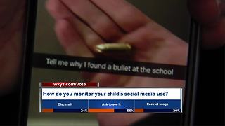 Parents urged to take action as more school rumors and threats come in