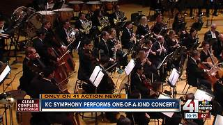 Hitting the right notes: The Kansas City Symphony performs first sensory-friendly concert - Video