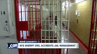 Protesters call out the Erie County Sheriff - Video