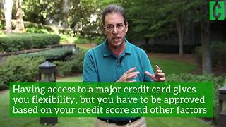 You have options when it comes to building credit - Video