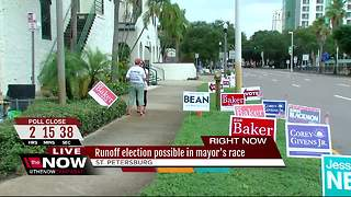 St. Pete primary election draws 46,000+ voters - Video