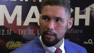 Bellew: Haye is like John McClane - he never dies! - Video