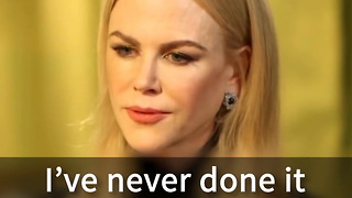 Nicole Kidman Issues Shock Response to Hollywood Libs