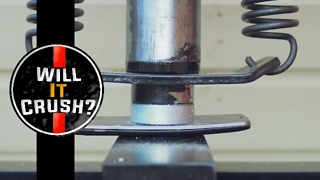 Hydraulic Press | LG G3 | Will It Crush?