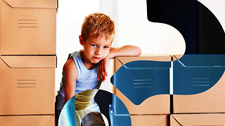 HowStuffWorks NOW: Will moving scar your kids for life?