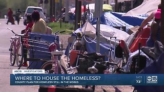 Homeless struggling amid coronavirus pandemic