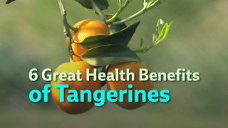 6 Great Health Benefits of Tangerines - Video
