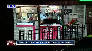 Unsolved murders impacting food deliveries in Seminole Heights - Video