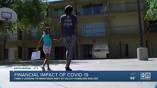 UMOM family shelter helping families financially impacted by COVID-19