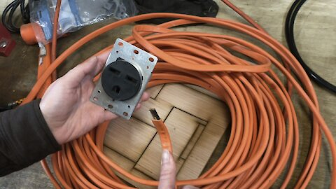 """choosing the CORRECT """"size """"wire when wiring an electrical outlet"""