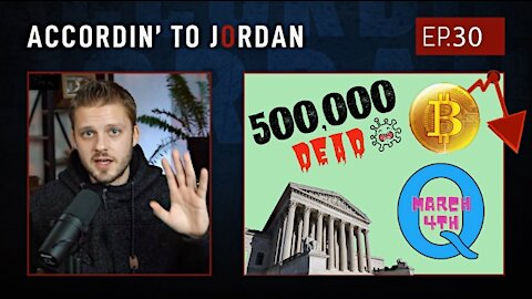 ATJ #30: Q & March 4th, Supreme Court caves, the 500K COVID deaths that aren't [2.23.21]