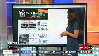 Third Thursday tonight at Mill Creek Park - Video
